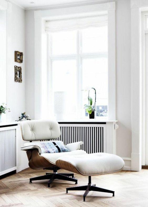 Der Charles Eames Lounge Chair Denkt An Ihren Komfort Eames