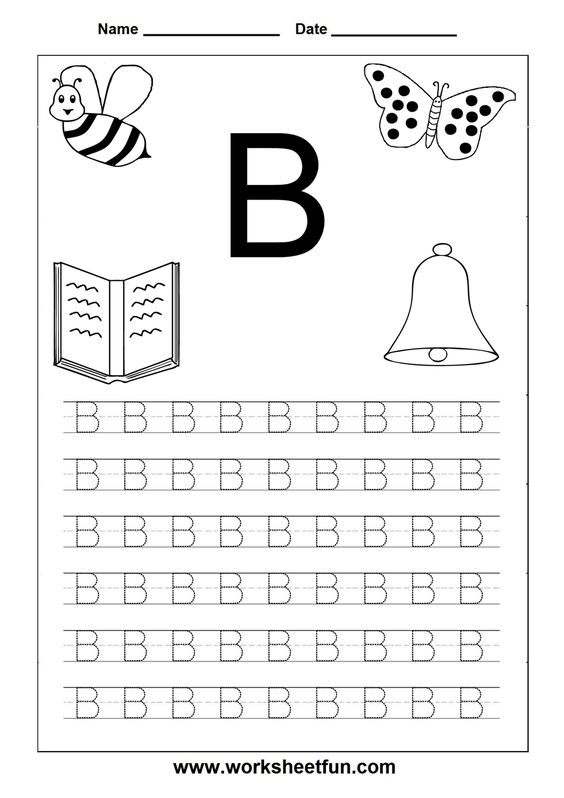 Letter Tracing Worksheets For Kindergarten Capital And Small – Letter S Worksheets Kindergarten