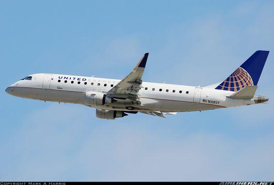 Embraer 175LR (ERJ-170-200LR) - United Express (SkyWest Airlines) | Aviation…