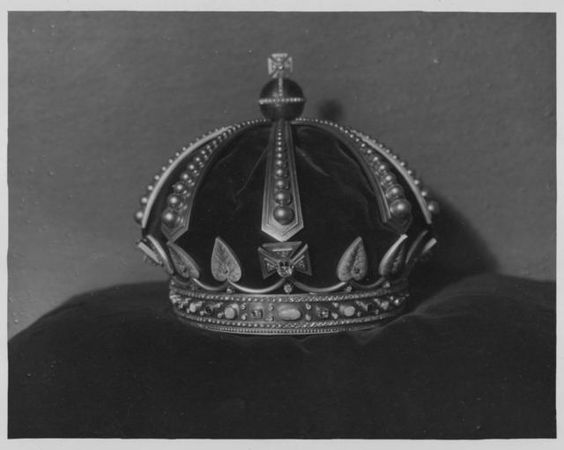 Queen Kapiolani's crown