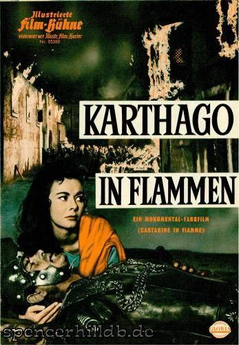 Promo - Karthago in Flammen - Bud Spencer / Terence Hill - Datenbank