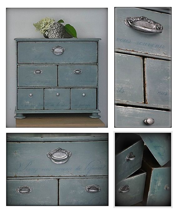 Ikea hack moppe minikommode annie sloan chalk paint for Chalk paint muebles ikea
