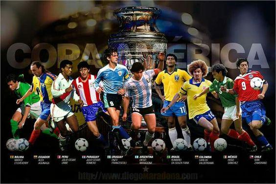 Grandes de la Copa América