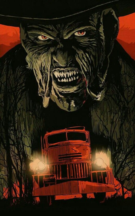 Jeepers Creepers Horror Movie Art Horror Movie Icons Horror Art
