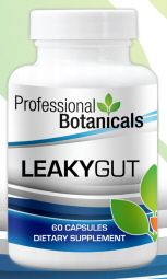 Leaky Gut by Professional Botanicals 60 capsules