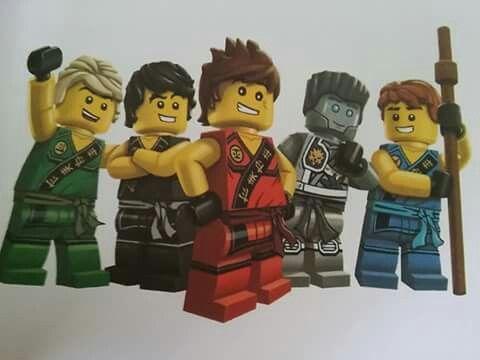 Zane needs his new tournament outfit ninjago - Lego ninjago team ...