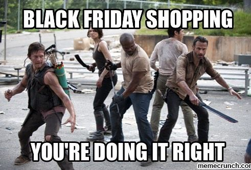 22 Black Friday Shopping Memes That Are Just Too Hilarious