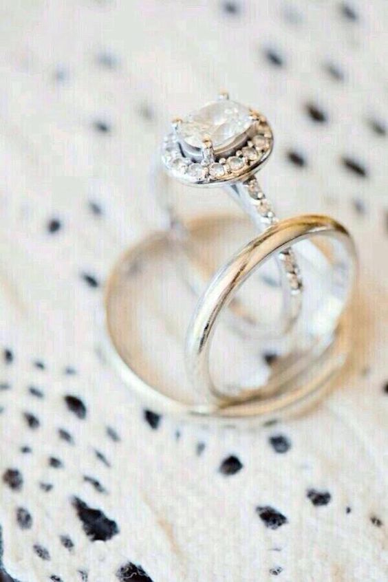 wedding ring and bands.