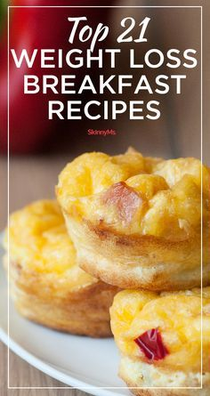 Bacon & Egg Breakfast Muffins