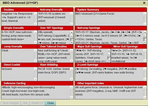 bridge bidding conventions american standard - Google Search - bridge score sheet template