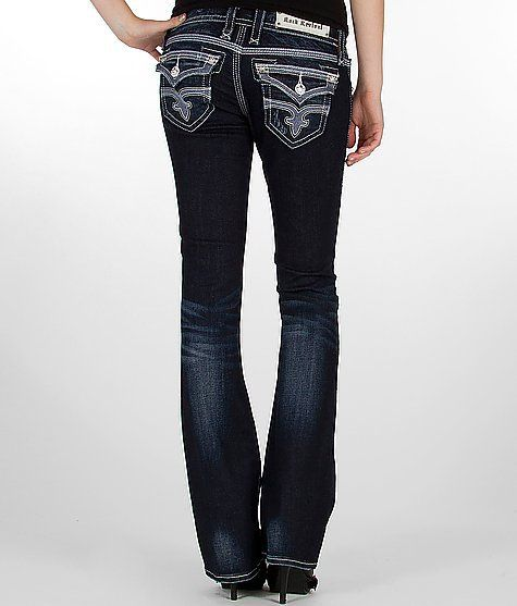 womens rock revival jeans | Rock Revival Maggie Boot Stretch Jean