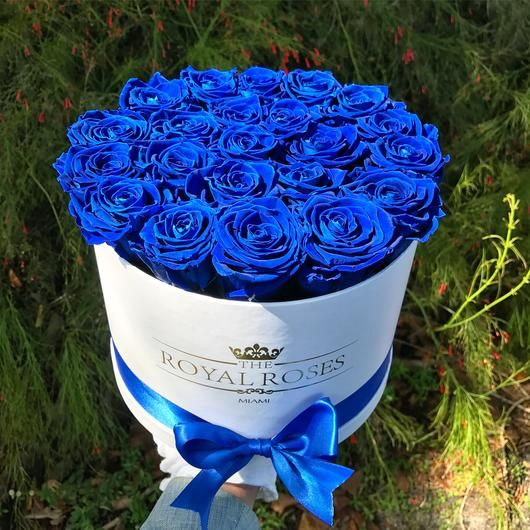 Real Long Lasting Roses Round Box Lifetime Is Over 1 Year Rose Luxury Flowers Diy Valentines Gifts