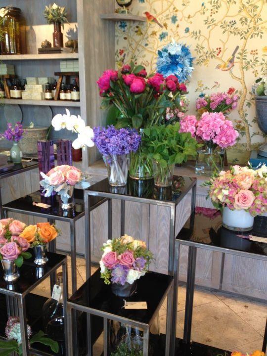 spring flowers from Avant Garden