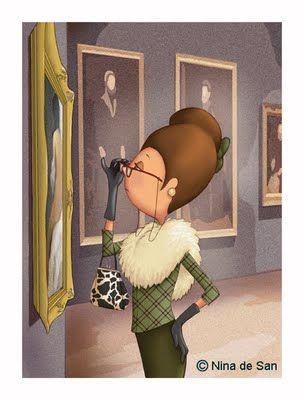 glasses.quenalbertini: Nina de San