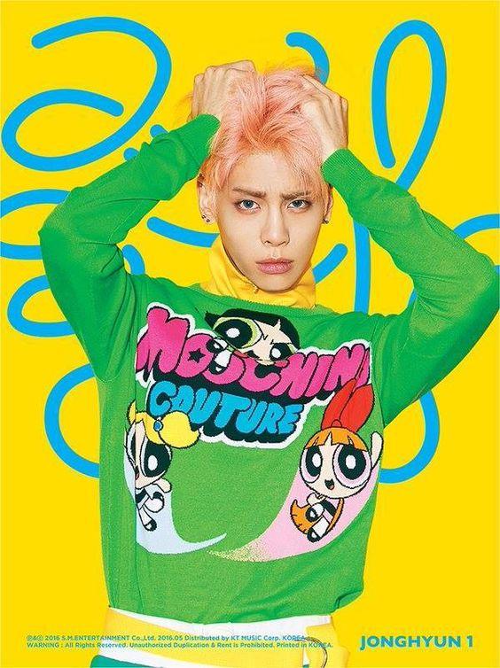 "K-Pop trash | SHINee: Kim Jonghyun ""좋아 (She is)"" Teaser"