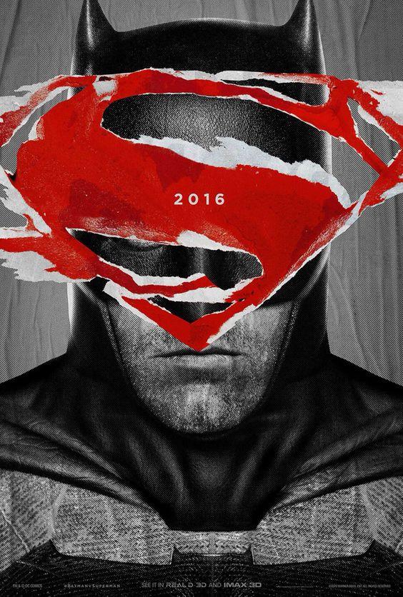 Batman en #BatmanvSupermanDawnOfJustice