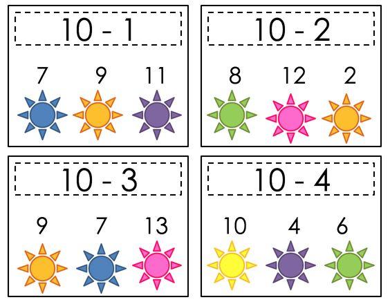 Jeu autocorrectif soustraction la classe de gayanne maths cp pinterest - Jeu table de multiplication ce1 ...