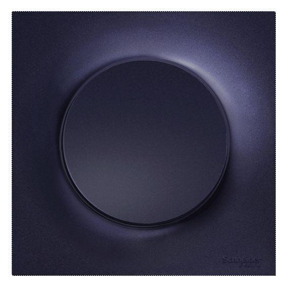 Odace Style Noir Schneider Interrupteurs Interrupteur Noir Decoration Interieure