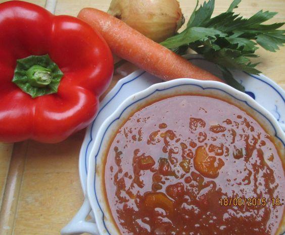 Rezept Kohlsuppe - der Diäthit! von julia - Rezept der Kategorie Suppen