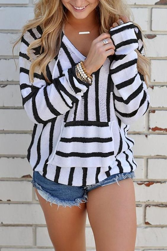 Flawless Stripes Outfits