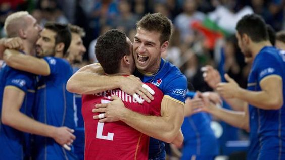 La France est en finale de l'Euro 2015.
