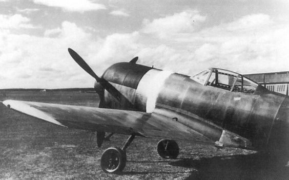 "Bf. 109X -A new forward fuselage was designed and a new full vision ""bubble"" canopy was fitted. The aircraft flew in 1939. The second radial engined Me-109X used the BMW 801 however. The aircraft flew in September 1940 and was tested by the RLM. The RLM decided however that the FW-190 was performing well and that there was no need for a similar powered fighter. Therefore the program was ended in 1941."