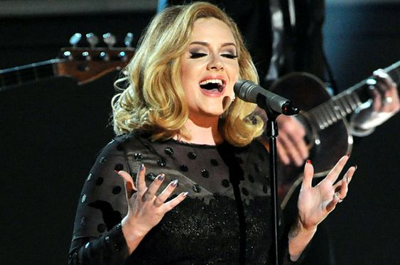 adele. she's so pretty.: Favorite Things, Adore Adele, Adele S Makeup, 2012 Grammys, Grammys Amazing, Favorite Singer, Adele Grammys 2012 Jpg 3000, Adele Makeup