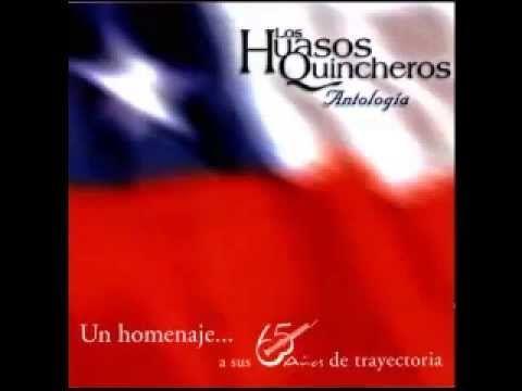 LOS HUASOS QUINCHEROS(36 canciones). Música chilena folklórica.Selección de Cecil González - YouTube
