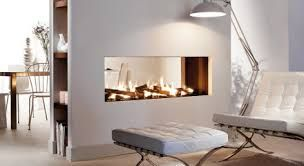 Surprisingly Cute Modern Fireplace