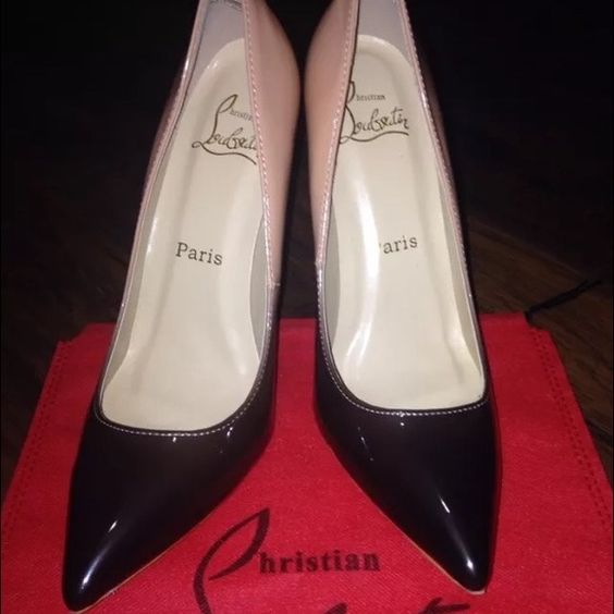 Christian Louboutin Heels (Replicas) They came in the mail but when I tried them on they fit to small so they are brand new, Never worn! They came with the dust-bag, No box. I am totally in love with them! Hopefully they get a new owner that can fit into them..  :) -they fit 8.5/9 Christian Louboutin Shoes Heels