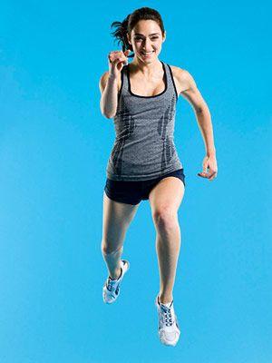 Cardio Workout 1: 20-Minute Circuit