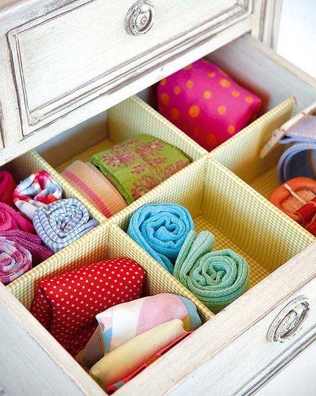 Organizar t c mo organizar la ropa interior - Organizar ropa interior ...