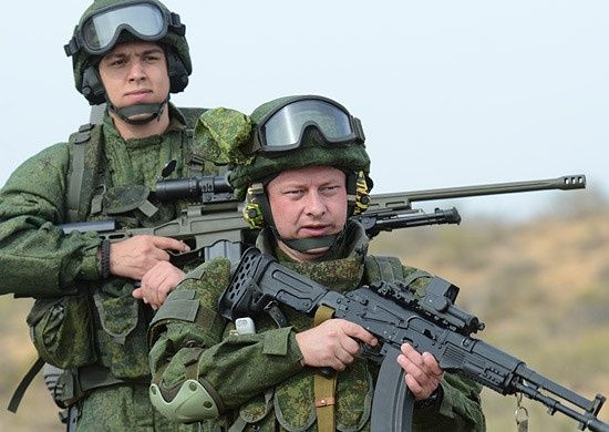 ak 74 holographic sight - Google Search   spetsnaz ... M14 Tactical Sniper Rifle
