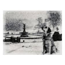 "Bethesda Fountain is where Ahmad and Sophia first met, and Sophia called her ""The Angel of the Waters."""