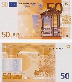 50 Euro Schein Bilder - Bild 50 Euro Schein
