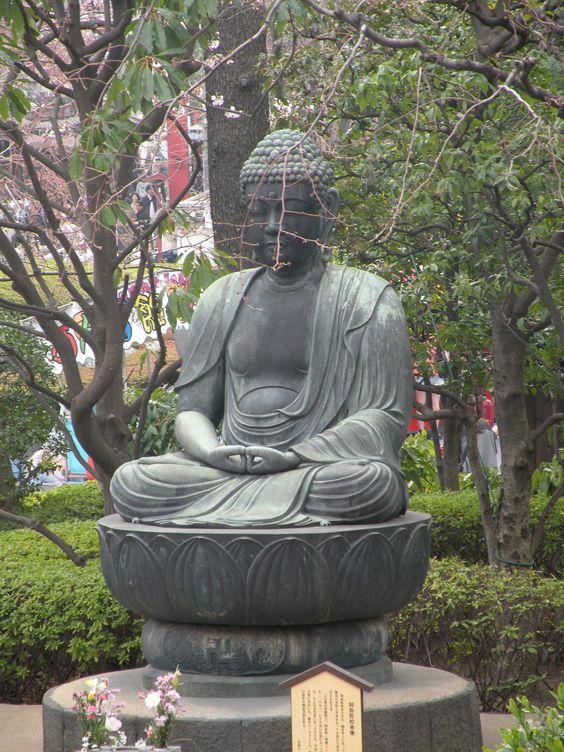 Ahh, Buddha!
