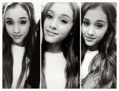 Ariana grande selfies