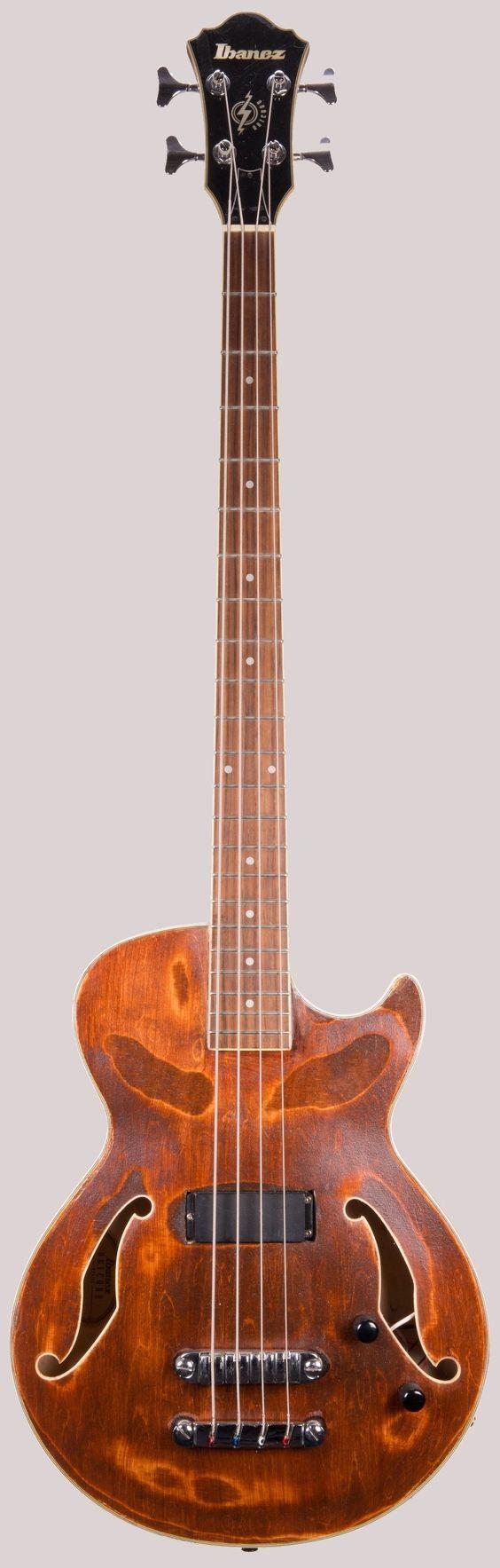 Ibanez Artcore AGB140 semi hollow bass guitar ukulele corner