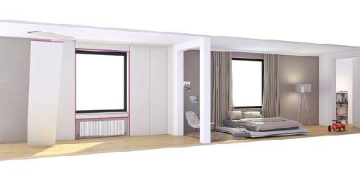 Homeplaza - Eine Innendämmung sorgt für ein gutes Raumklima und Behaglichkeit - Wohngesunde Wände
