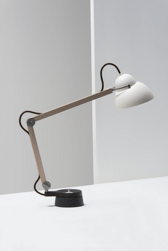 10 Desk Lights to Uplift a Workspace