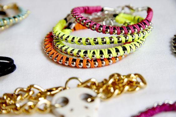 Bracelet by Marta Hidalgo