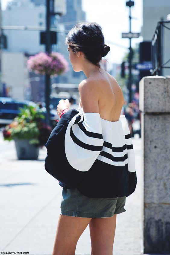 Leandra - NYFW Street Style - Spring Summer '15 by collagevintage