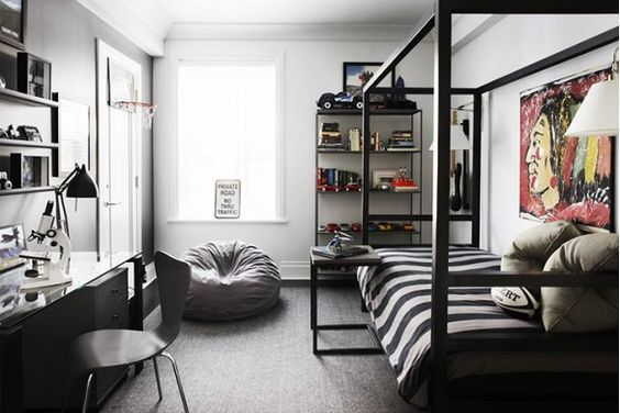 Best 7 Stylish Essentials For Every Dorm Room Room Boys 400 x 300
