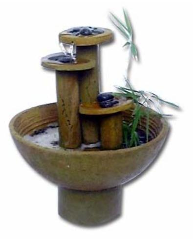 Receta de pasta piedra y guia para trabajarla dise o - Fuentes de piedra ...