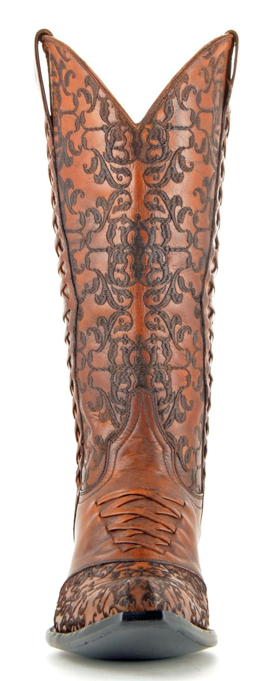 Womens Old Gringo Sweet Revita Boots Gold #L1073-6