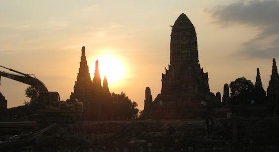 Thailand Rundreise in 3 Wochen