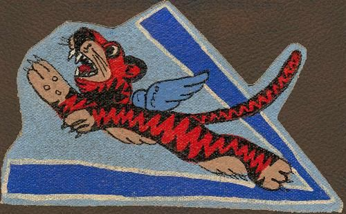 Image detail for -... , AVG Flying Tigers Group Patch face left #1 (Powered by CubeCart
