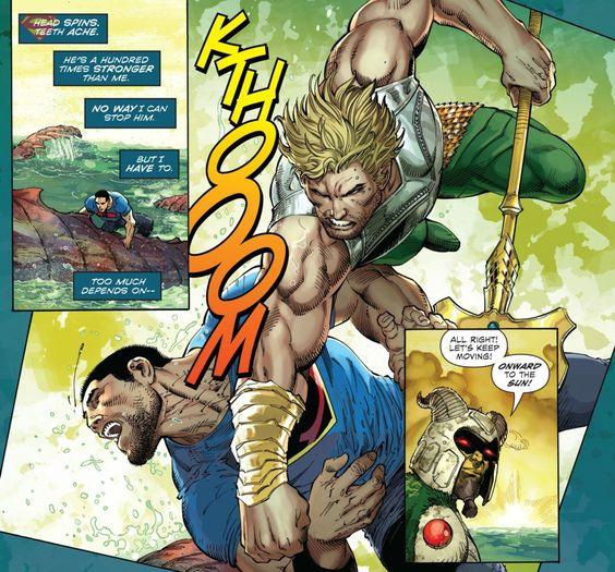 Best Battles in New Comics: 9/11/15 - Comic Vine