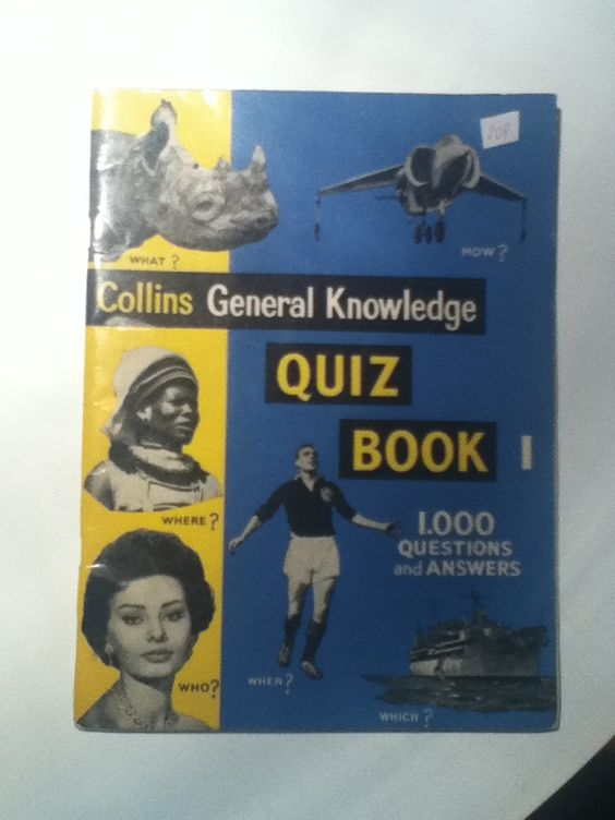 Collins General Knowledge 1961