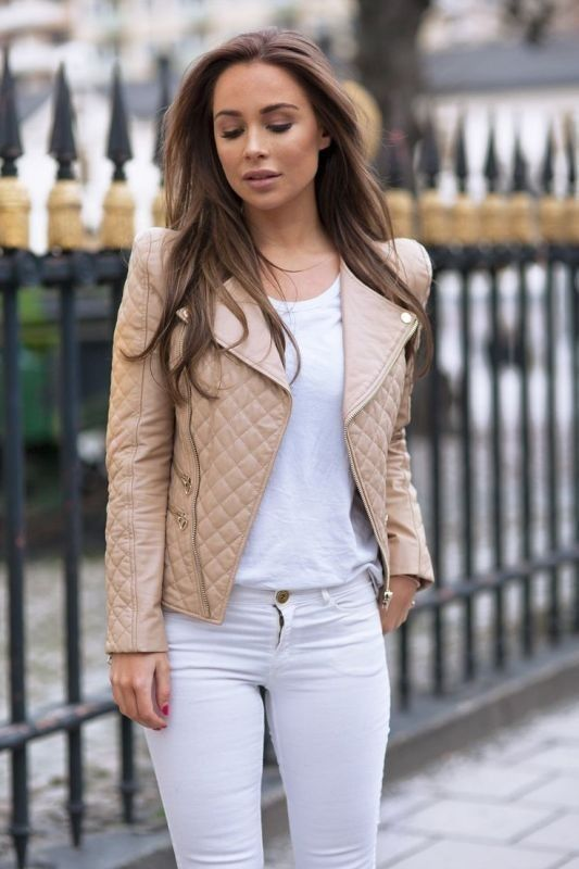 Ladies Soft Leather Jackets